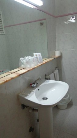 Don Miguel Playa Hotel: Lavabo