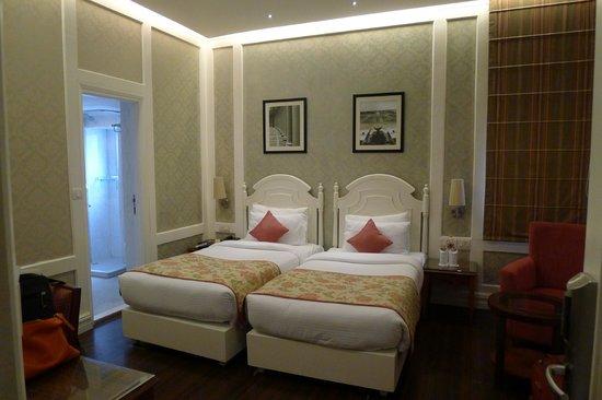 Hotel Bright: double room