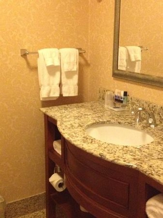 BEST WESTERN PLUS Seaport Inn Downtown: bagno