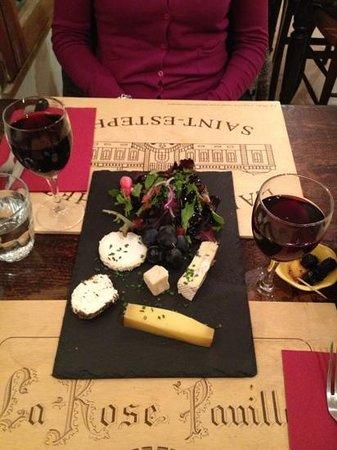 Vin sur Vin : Ardoise Fromage