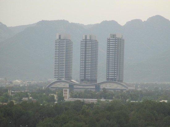 Pakistan Monument Museum: View of Centaurus