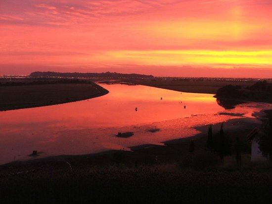 Poraiti, New Zealand: sunrise