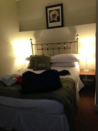 room at Ravenous Beastie