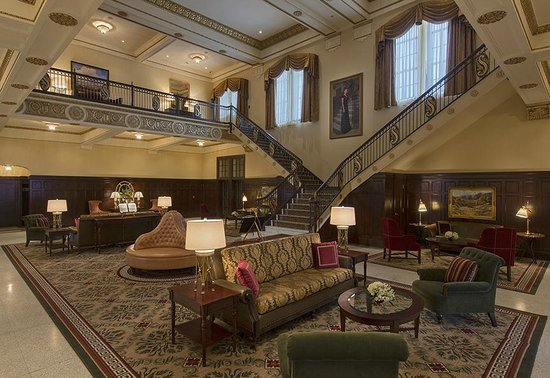 Hotel Settles Lobby Picture Of Hotel Settles Big Spring
