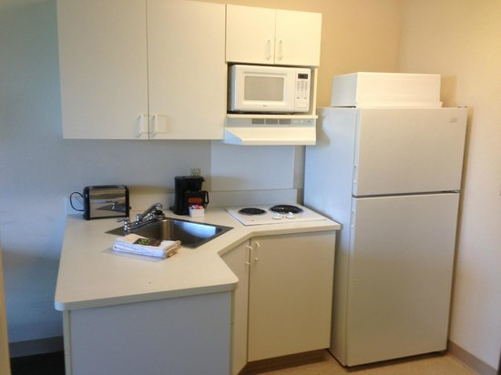 Extended Stay America - Fayetteville - Springdale: Kitchen Close