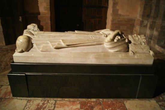 Cathédrale Saint-Jean : Túmulo de Sancho I de Majorca