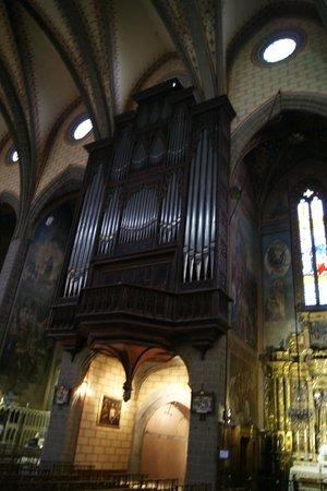 Cathédrale Saint-Jean : Órgão