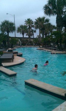 Hotel Galvez & Spa A Wyndham Grand Hotel: Galvez Pool Area