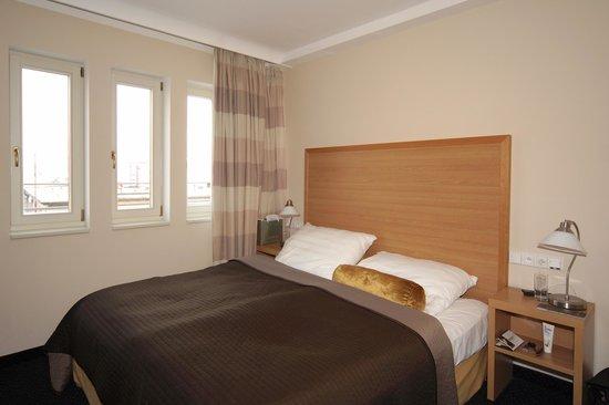 Hotel Clement Prague: Gemütlicher Schlaf