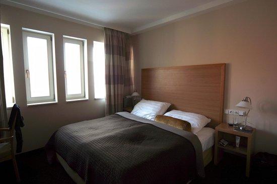 Hotel Clement Prague : Klein aber Fein