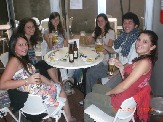 Amigos do BAR DO GOETHE...