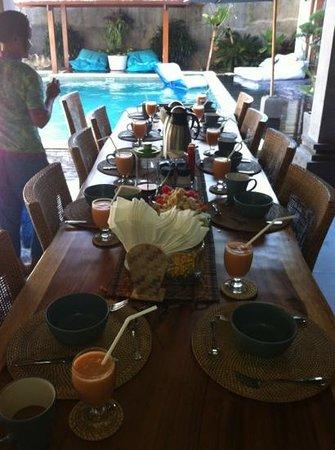 Robins Place: mmmmm breakfast