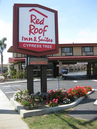 Red Roof Inn & Suites Monterey: Entrance