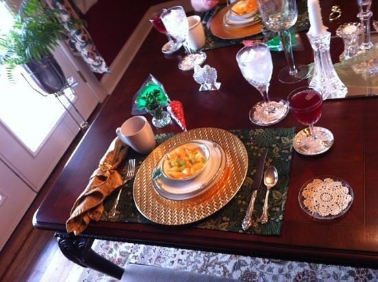 GreenRose of Raus: beautiful table setting