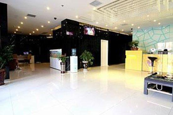 Jiukun Holiday Hotel Wuhan Renhe Road
