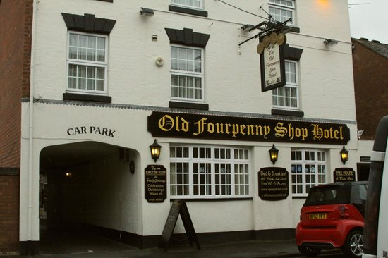 The Old Fourpenny Shop Hotel: Old Four Penny Shop Hotel