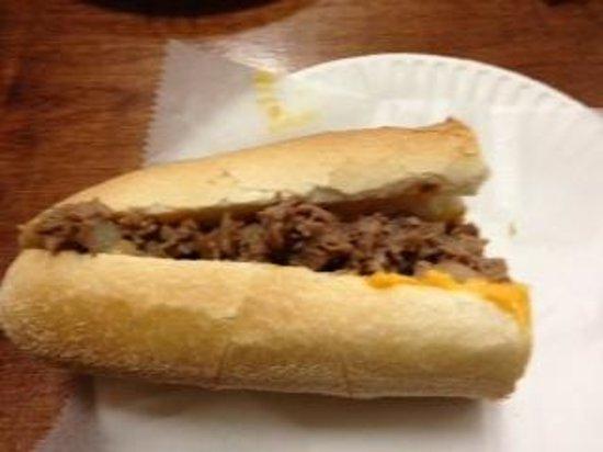 City Food Tours Philadelphia : Philly cheesesteak