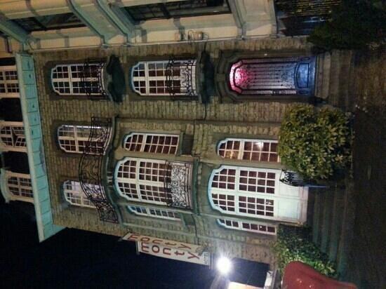Monty Design Hotel : Fachada