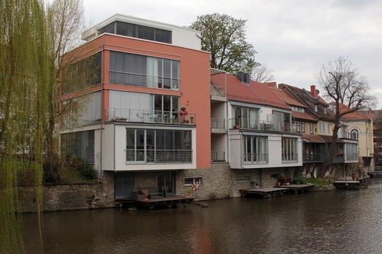 Victor's Residenz-Hotel Erfurt: Stadtansichten modern