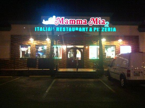Mamma Mia Italian Restaurant Homestead Fl