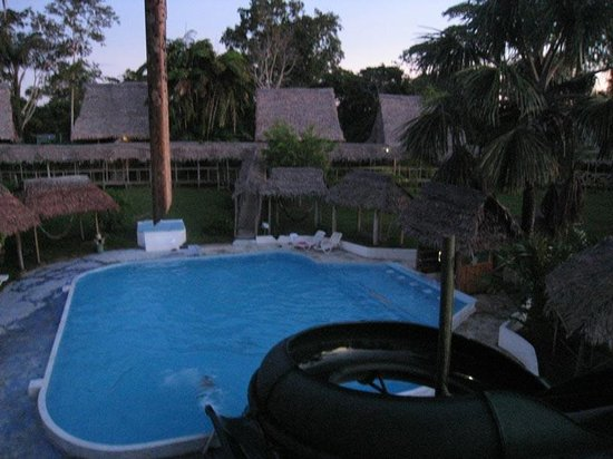 Amazon Rainforest Lodge: Pool