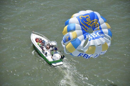 H2O Sports: RBC Parasail