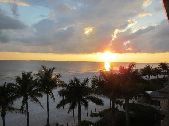 Best Western Plus Beach Resort: Taken from Room 512