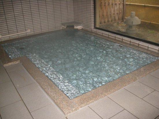 Ume-no-Yu : 循環で残念な内風呂のみの温泉