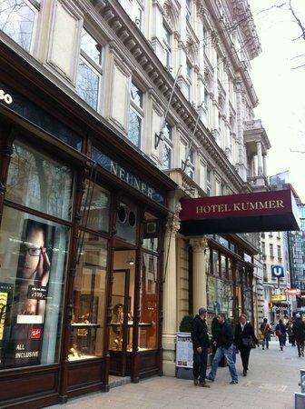 Hotel Kummer: 外観