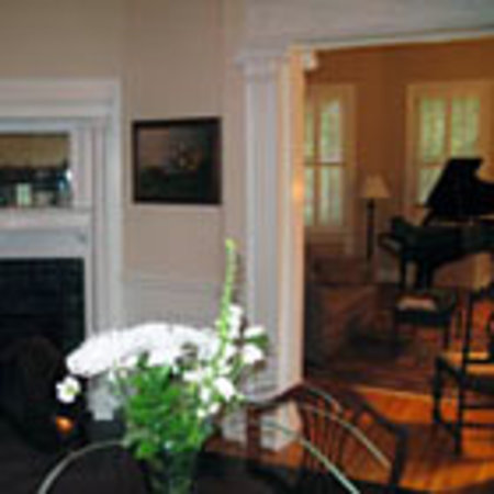 Charles Bass House: Dining Room