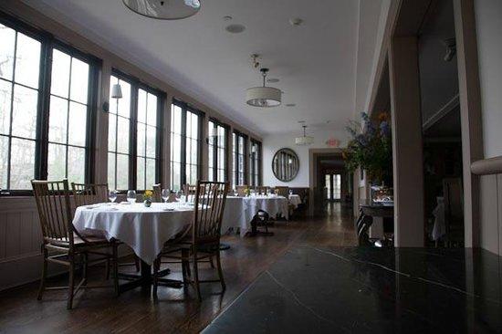 Bedford Post Inn: Farmhouse Restaurant
