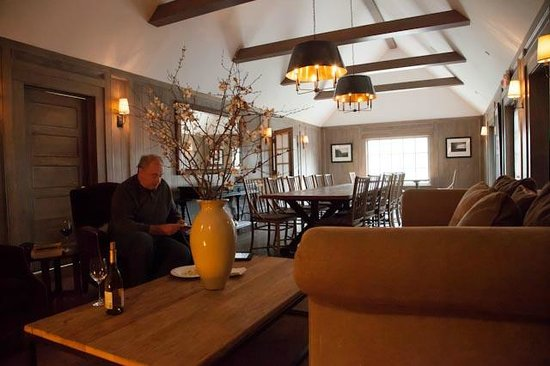 Bedford Post Inn: Private dining