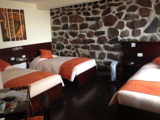 Encantada Casa Boutique Spa: Hotel room