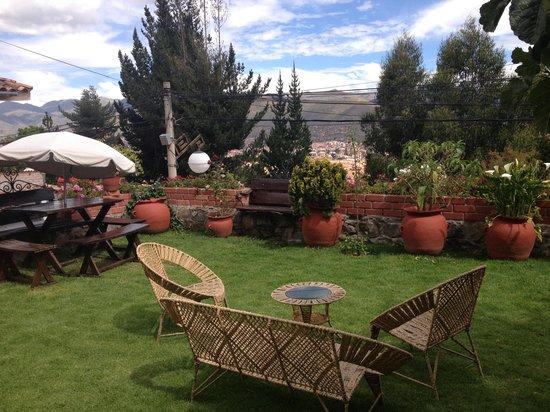 Encantada Casa Boutique Spa: Beautiful view - hotel terrace