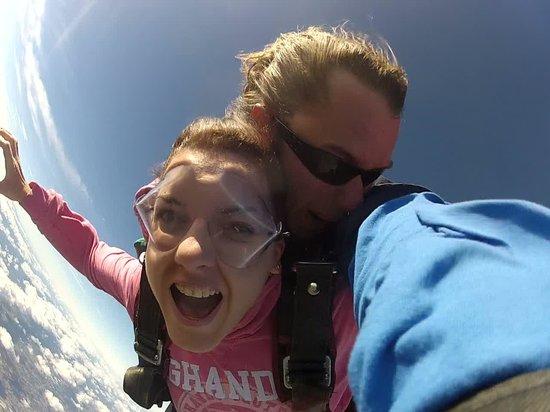 Skydive Yarra Valley: woo hoo