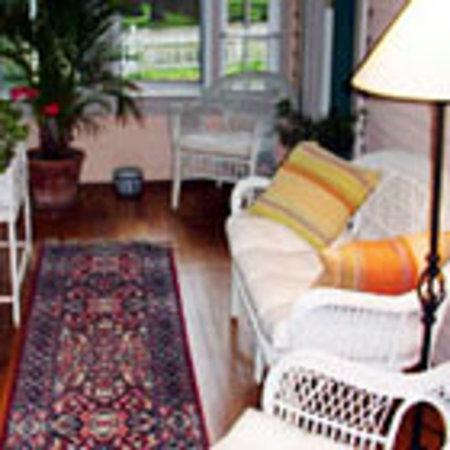 Charles Bass House: Sun Porch