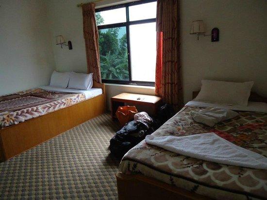 Pokhara Star Inn: room