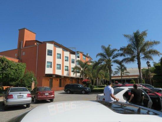 Photo of Hotel Las Iglesias Puebla