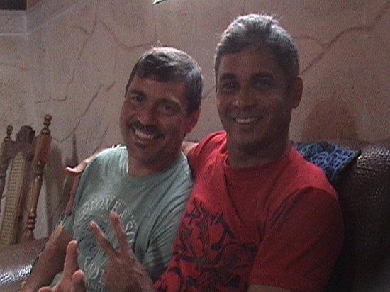 Casa Colonial Yadilis y Joel: Franz y Joel se hospedo en Marzo