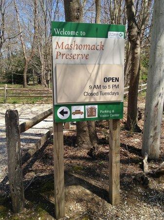 Mashomack Preserve