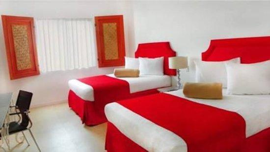 Hotel Zar La Paz: Room View