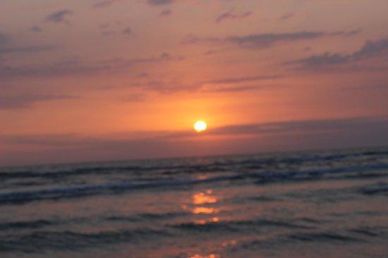 Captiva Beach Resort: Sunset