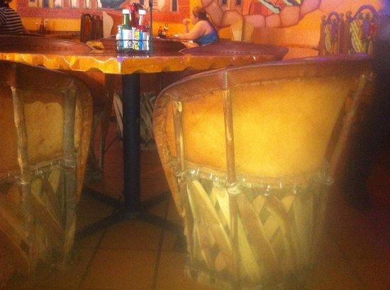 El Tenampa: The beautiful, handmade chairs
