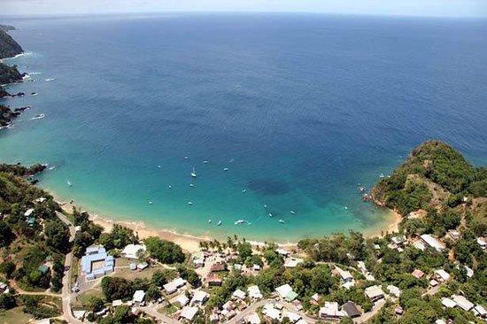 The Beach House Castara Foto