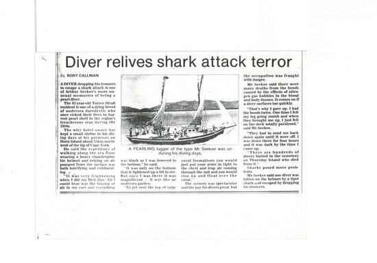 Gateway Torres Strait Resort: One of many articles within the Museum