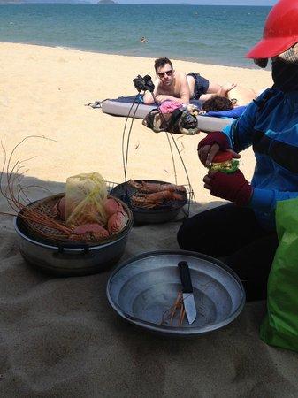 Sheraton Nha Trang Hotel and Spa: plage