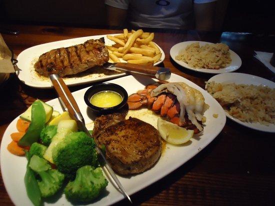 Exceptional LongHorn Steakhouse: Delííícia!