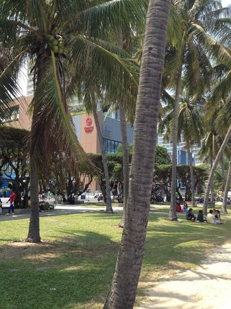 Sheraton Nha Trang Hotel and Spa: extérieur de l'hôtel