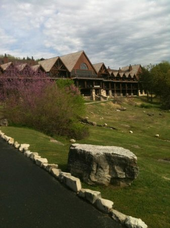 Big Cedar Lodge: One of the lodges