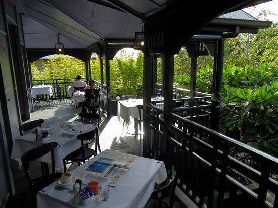 Spicers Balfour Hotel: Verandah View